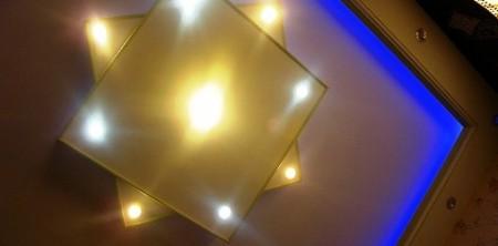 نمونه کارهای انجام شده سقف کاذب