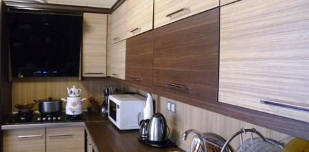 کابینت آشپزخانه ام دی اف MDF