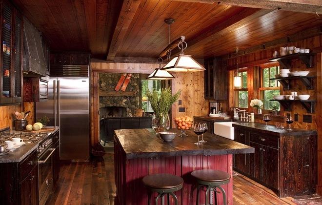 آشپزخانه های ساده