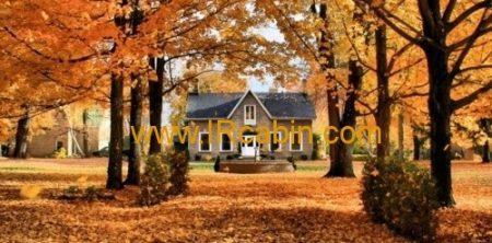 هزینه های فصل پاییز خانه