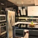 کابینت آشپزخانه های گلاس