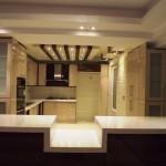 کابینت آشپزخانه های گلاس 10