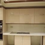 کابینت آشپزخانه های گلاس 4
