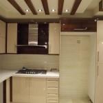 کابینت آشپزخانه های گلاس 5